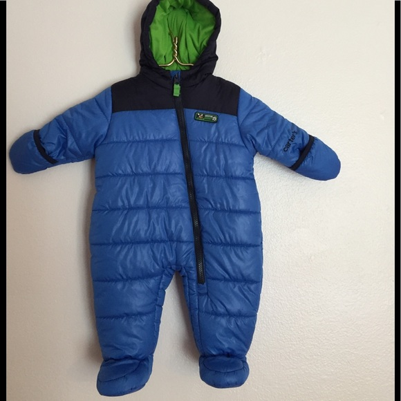 2d55ea2c8 Carter's Full Snow Suit 3-6 months